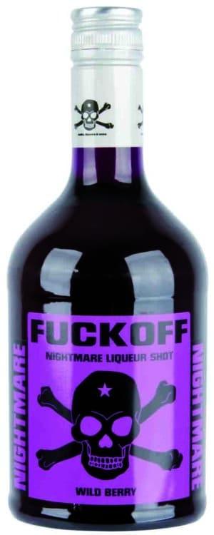 Fuck Off, Nightmare Likör 15% Vol. 70 cl