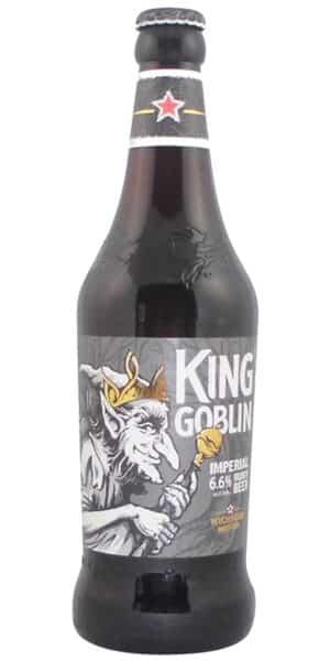 Wychwood King Goblin 6,6% Vol. 8 x 50 cl EW Flasche England