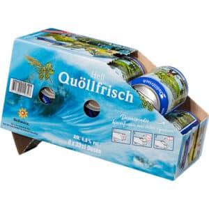 Appenzeller Quöllfrisch Hell 4,8% Vol. 8 x 33cl Dose