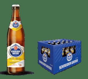 Schneider Weisse Helle Weisses TAP 1 20 x 50 cl MW Flasche