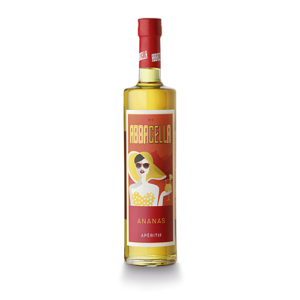 Abbacella Apéritif Ananas 11% Vol. 70cl
