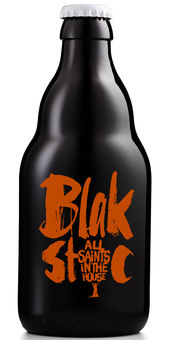 Blak Stoc All Saints In The House  4,5% Vol. 20 x 33cl EW Flasche Österreich