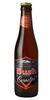 Bush Ambrée Caractère 12% Vol. 24 x 33 cl MW Flasche Belgien