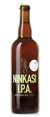 Ninkasi IPA 5,4% Vol. 6 x 75cl EW Flasche Frankreich