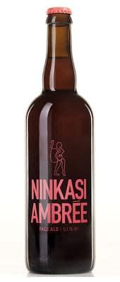 Ninkasi Ambrée 4,5% Vol. 6 x 75cl EW Flasche Frankreich