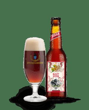 Appenzeller Root Beer 2,4% Vol. 6 x 33 cl EW Flasche