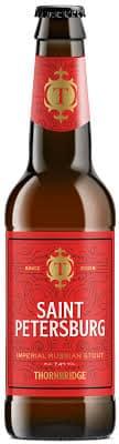 Thornbridge Brewery Saint Petersburg 7,4% Vol. 12 x 33 cl EW Flasche