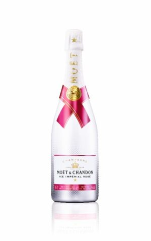 Moët & Chandon Imperial Ice Rose, 12 % Vol. 75cl