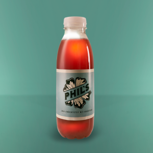 Phil's Bio-Früchtetee 12 x 50cl PET
