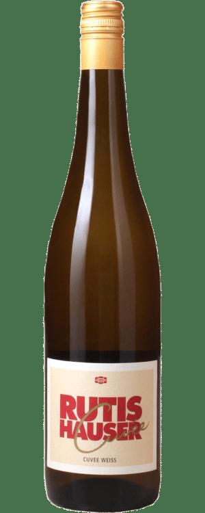 Rutishauser Cuvée weiss 11.5% Vol. 75cl 2017