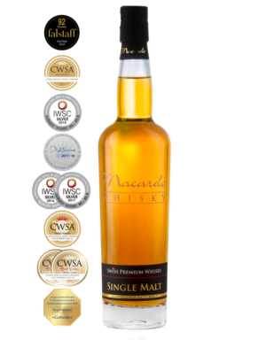 Macardo Single Malt Whisky 42% Vol. 70cl Schweiz