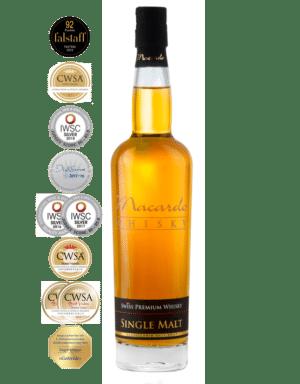 Macardo Single Malt Whisky 42% Vol. 70cl Schweiz