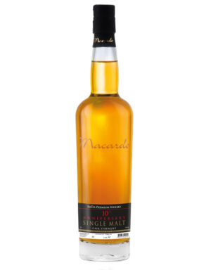 Macardo Whisky Limited Edition 10 th Anniversary, Cask Strenght 55.2% Vol. 70 cl Schweiz