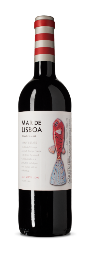Mar de Lisboa white 13.5% Vol. 75cl 2018