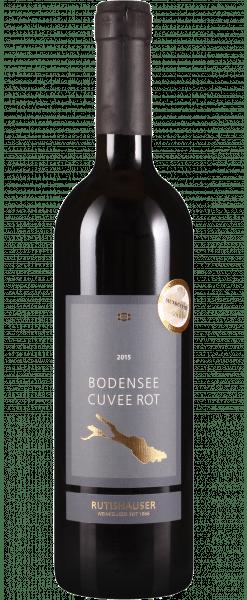 Rutishauser Weinkellerei Bodensee Cuvé rot 13.0% Vol. 75cl 2015