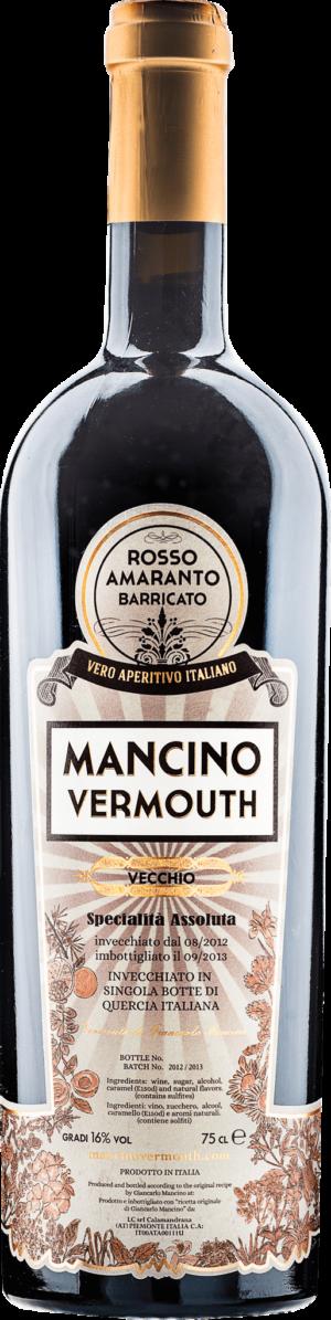 Mancino Vermouth Vecchio 16,0% Vol. 75cl Italien