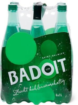 Badoit Mineral leicht kohlensäurehaltig 6 x 100cl PET
