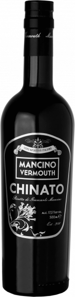 Mancino Vermouth Chinato 17,5% Vol. 50cl Italien