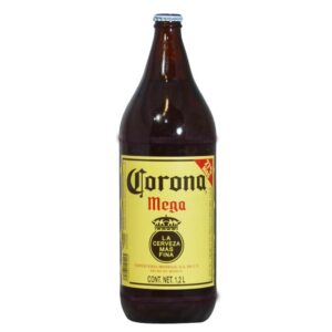Corona Mega Beer 4,0% Vol. 120cl cl EW Flasche Mexico