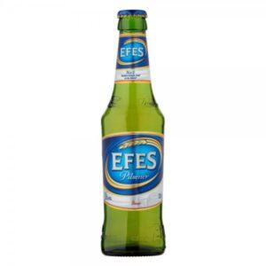 EFES Pilsener 5% Vol. 24 x 33cl EW Flasche Türkei