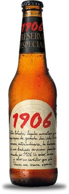 Estrella Galicia 1906 6,5% Vol. 24 x 33 cl EW Flasche Spanien