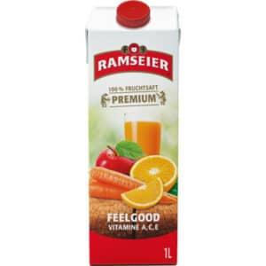 Ramseier Premium 100% Feelgood Vitamin A, C, E 4 x 100cl Tetra