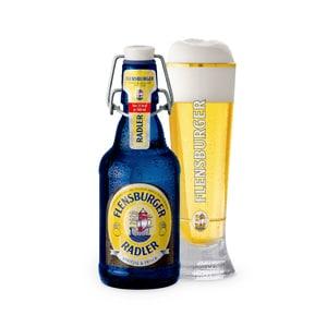 Flensburger Radler 2,4% Vol. 20 x 33 cl MW Flasche