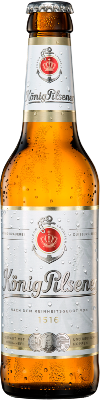 König Ludwig Pilsener 4,9% Vol. 20 x 50 cl MW Flasche