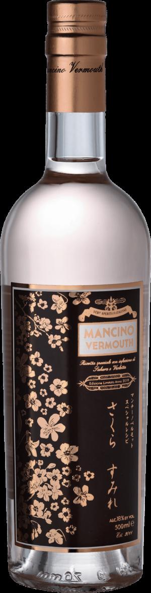 Mancino Vermouth Sakura 18,0% Vol. 50cl Italien