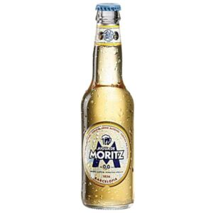 Moritz Aigua 0.0% Vol. 24 x 33cl EW Flasche Spanien