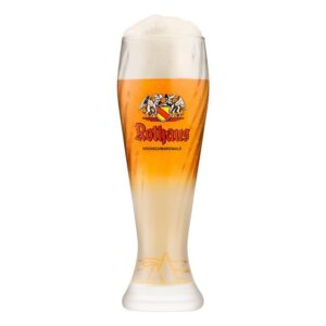 Rothaus 6 Biergläser mit je 5 dl