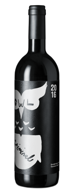Animal Wine Criminal Owl Toscana 13,5% Vol. 6 x 75cl 2016 Italien