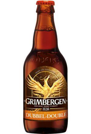 Grimbergen Dubbel 6,5% Vol. 24 x 33 cl MW Flasche Belgien