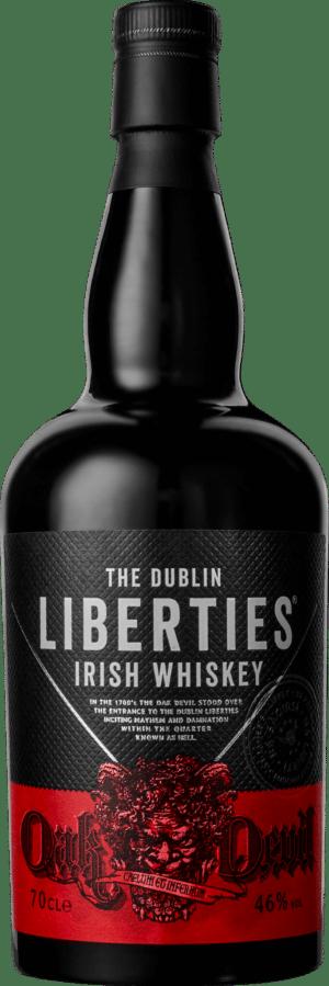 Dublin Liberties Irish Whiskey Oak Devil 46% Vol. 70 cl Irland