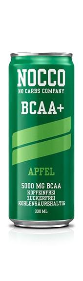 NOCCO BCAA Apfel 24 x 33 cl Dose