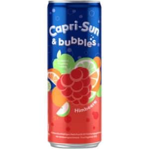Capri Sonne Bubbles Himbeere 12 x 33cl Dose
