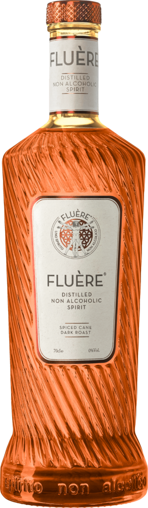 Fluère Spiced Cane Dark Roast, alkoholfrei 0% Vol. 70cl