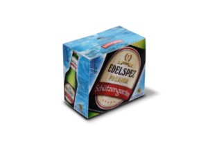 Schützengarten Edelspez 5.2% Vol. 8 x 33cl EW Flasche