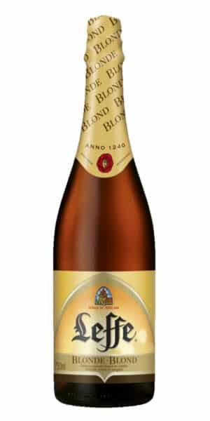 Leffe blonde Bier 6,6% Vol. 6 x 75cl EW Flasche Belgien