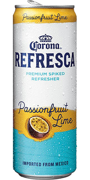 Corona Passionfruit Lime Beer 4,5% Vol. 12 x 35,5cl Dose Mexico
