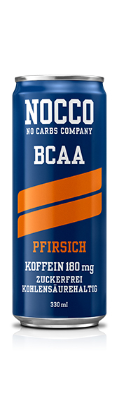 NOCCO BCAA Pfirsich 24 x 33 cl Dose