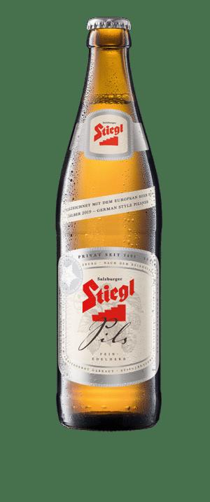 Stiegl Pils 4,9% Vol. 20 x 50cl MW Flasche