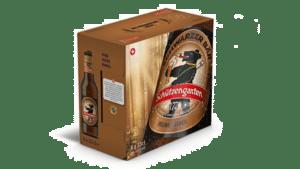 Schützengarten Schwarzer Bär 5.0% Vol. 8 x 33cl EW Flasche