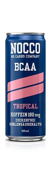 NOCCO BCAA Tropical 24 x 33 cl Dose