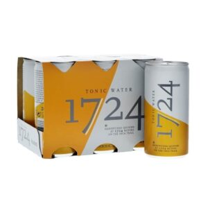 1724 Tonic Water 6 x 20cl Dose Chile