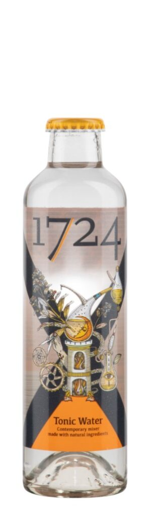1724 Tonic Water 24 x 20cl EW Glas Chile