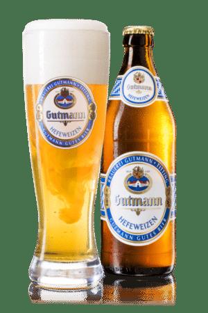 Gutmann Hefeweizen 5,2% Vol. 20 x 50 cl MW Flasche