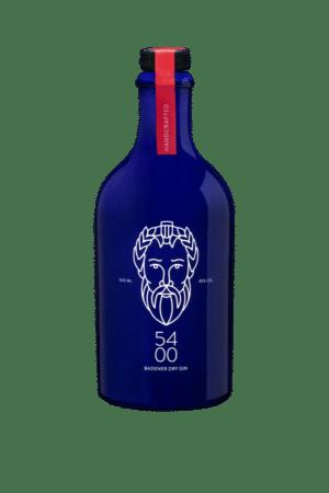 Badener Dry Gin 45,0% Vol. 50cl