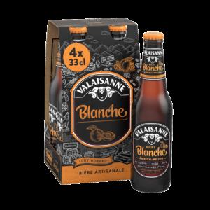 Valaisanne Blanche 5,5% Vol. 24 x 33cl EW Flasche