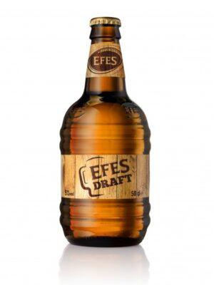 EFES Draft 5% Vol. 12 x 50cl EW Flasche Türkei